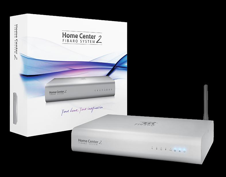 کنترلر Home Center 2