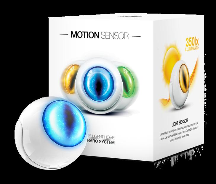 حسگر حرکتی Motion