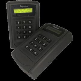کنترل تردد کارت و کد PP6750