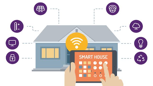 فناوری خانه هوشمند