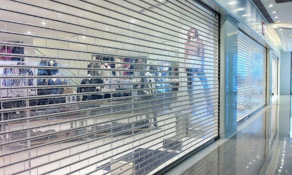 تیغههای شفاف پلی کربنات (شیشهای)