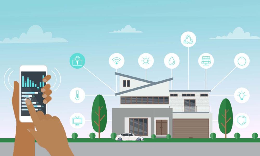 خانه هوشمند چه کارهایی می تواند بکند؟
